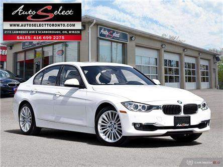 2015 BMW 328i xDrive (Stk: 1PL7TK21) in Scarborough - Image 1 of 28