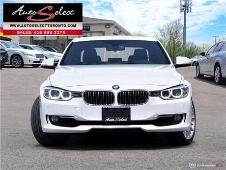2015 BMW 328i xDrive (Stk: 1PL7TK21) in Scarborough - Image 2 of 28