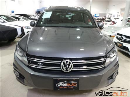 2014 Volkswagen Tiguan  (Stk: NP4313) in Vaughan - Image 2 of 24
