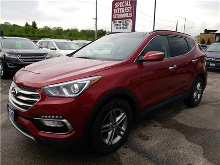 2017 Hyundai Santa Fe Sport 2.4 Luxury (Stk: 406678) in Cambridge - Image 1 of 22