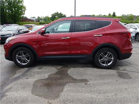 2017 Hyundai Santa Fe Sport 2.4 Luxury (Stk: 406678) in Cambridge - Image 2 of 22