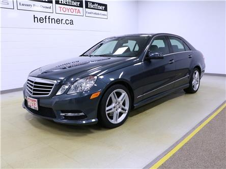 2013 Mercedes-Benz E-Class Base (Stk: 197151) in Kitchener - Image 1 of 32