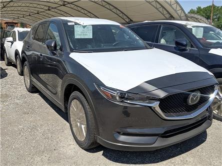 2019 Mazda CX-5 Signature (Stk: H1790) in Calgary - Image 1 of 10