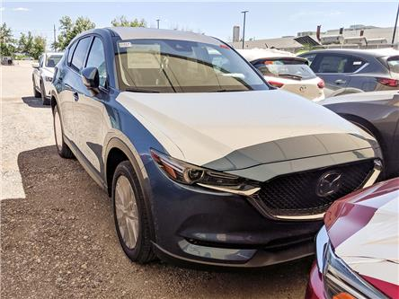2019 Mazda CX-5 GT w/Turbo (Stk: H1814) in Calgary - Image 1 of 10