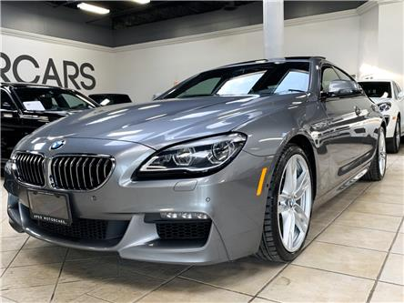 2016 BMW 640 Gran Coupe  (Stk: AP1881-1) in Vaughan - Image 1 of 27