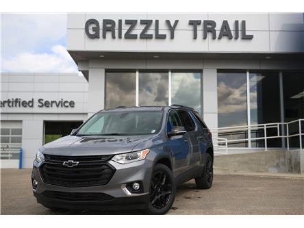 2019 Chevrolet Traverse 3LT (Stk: 57356) in Barrhead - Image 1 of 28