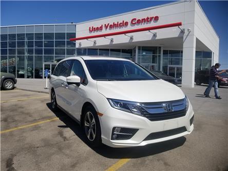 2018 Honda Odyssey EX (Stk: U194176) in Calgary - Image 1 of 30