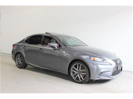 2016 Lexus IS 300 Base (Stk: 005553) in Vaughan - Image 1 of 16