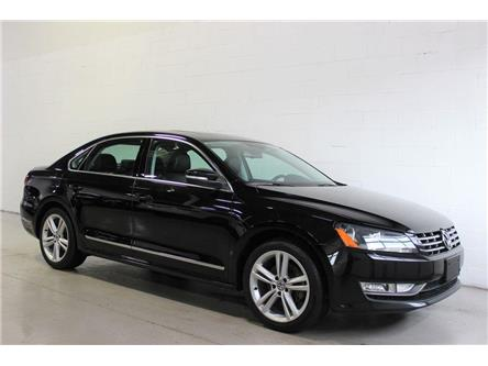 2015 Volkswagen Passat 1.8 TSI Highline (Stk: 070995) in Vaughan - Image 1 of 18