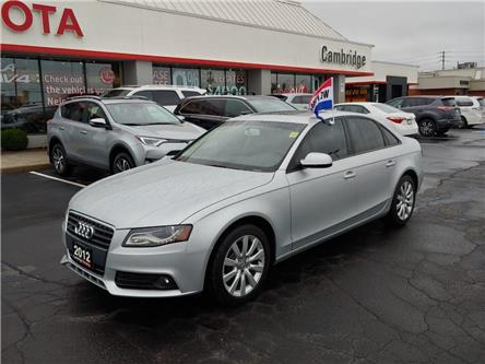 2012 Audi A4  (Stk: 1804652) in Cambridge - Image 2 of 13