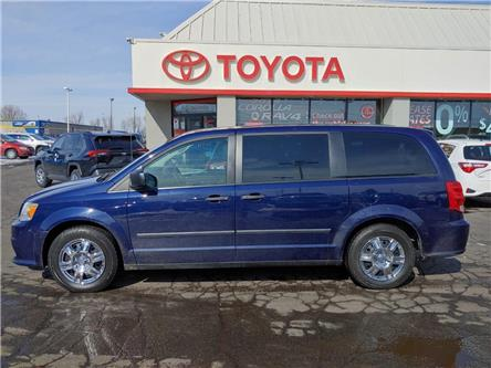 2014 Dodge Grand Caravan SE/SXT (Stk: P0054670) in Cambridge - Image 1 of 12