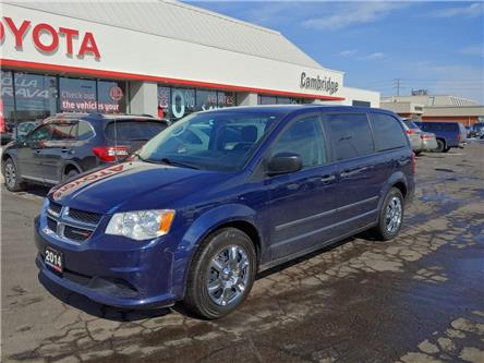2014 Dodge Grand Caravan SE/SXT (Stk: P0054670) in Cambridge - Image 2 of 12