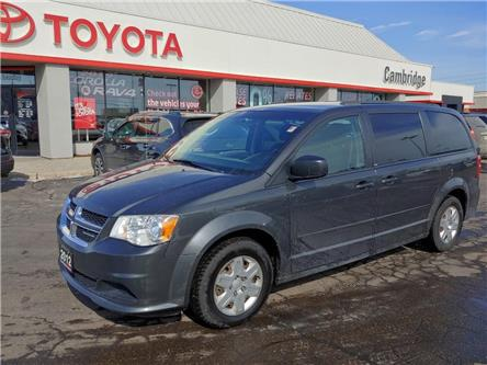 2012 Dodge Grand Caravan SE/SXT (Stk: P0054680) in Cambridge - Image 2 of 12