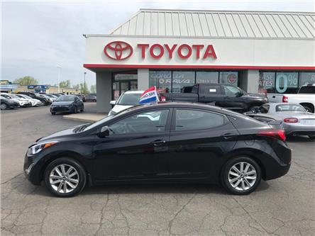 2015 Hyundai Elantra  (Stk: 1905801) in Cambridge - Image 1 of 13