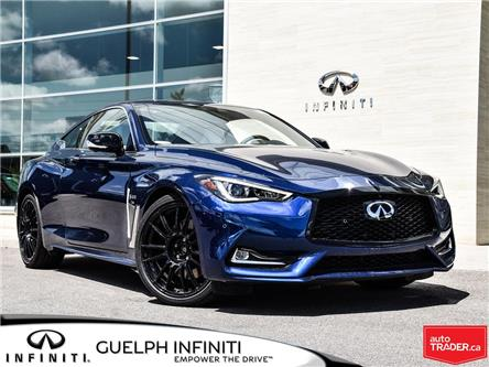 2019 Infiniti Q60 3.0t I-LINE RED SPORT (Stk: I6959) in Guelph - Image 1 of 21