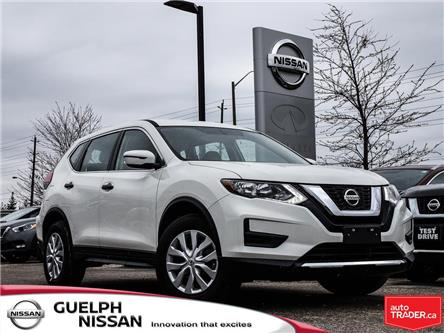 2019 Nissan Rogue S (Stk: N19878) in Guelph - Image 1 of 22