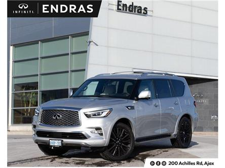2019 Infiniti QX80 Limited 7 Passenger (Stk: 80095) in Ajax - Image 1 of 30