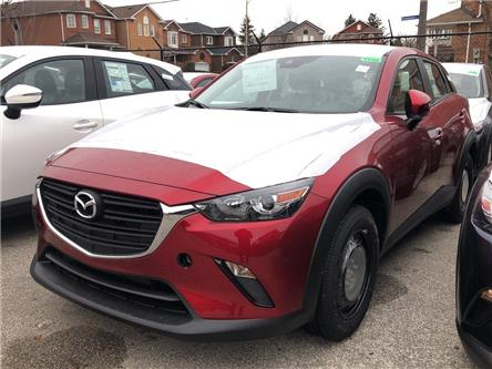 2019 Mazda CX-3 GX (Stk: 19081) in Toronto - Image 1 of 5