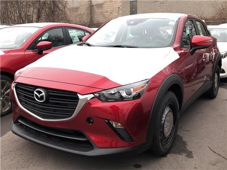 2019 Mazda CX-3 GX (Stk: 19090) in Toronto - Image 1 of 5