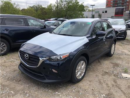 2019 Mazda CX-3 GS (Stk: 81941) in Toronto - Image 1 of 5