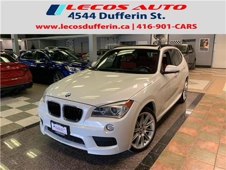 2013 BMW X1 xDrive35i (Stk: V89787) in Toronto - Image 1 of 18
