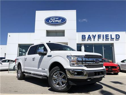 2019 Ford F-150 Lariat (Stk: FP19647) in Barrie - Image 1 of 50