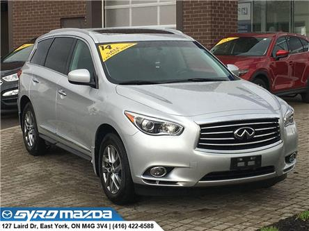 2014 Infiniti QX60 Base (Stk: 28703A) in East York - Image 1 of 30