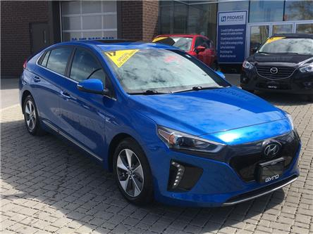 2017 Hyundai Ioniq EV Limited (Stk: 27016) in East York - Image 2 of 30