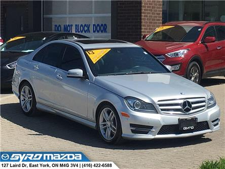 2013 Mercedes-Benz C-Class Base (Stk: 28749A) in East York - Image 1 of 30
