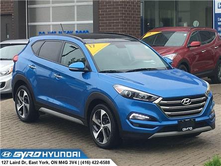 2017 Hyundai Tucson SE (Stk: H4905A) in Toronto - Image 1 of 29