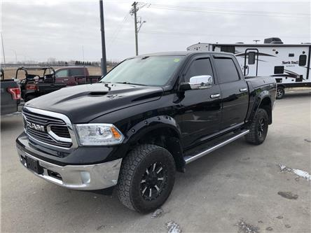 2013 RAM 1500 Laramie (Stk: I6635B) in Winnipeg - Image 1 of 33