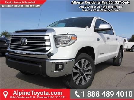 2019 Toyota Tundra Limited 5.7L V8 (Stk: X782517) in Cranbrook - Image 1 of 20