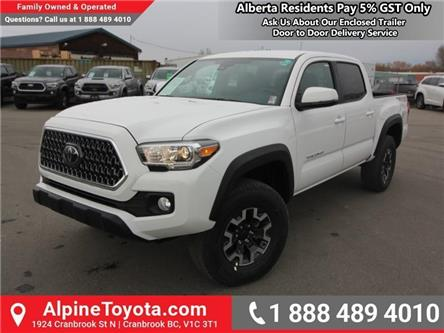 2019 Toyota Tacoma TRD Off Road (Stk: X166859) in Cranbrook - Image 1 of 17
