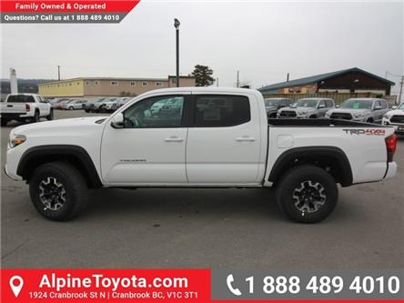 2019 Toyota Tacoma TRD Off Road (Stk: X166859) in Cranbrook - Image 2 of 17