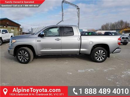 2019 Toyota Tundra Limited 5.7L V8 (Stk: X815531) in Cranbrook - Image 2 of 15