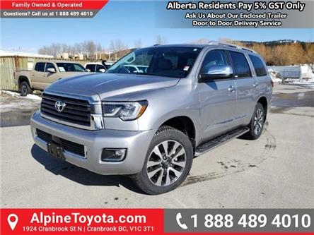 2019 Toyota Sequoia Limited 5.7L V8 (Stk: S169864) in Cranbrook - Image 1 of 15