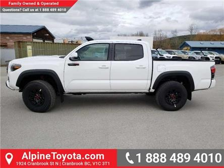 2019 Toyota Tacoma TRD Off Road (Stk: X188929) in Cranbrook - Image 2 of 17