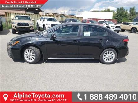 2020 Toyota Corolla SE (Stk: P002541) in Cranbrook - Image 2 of 16