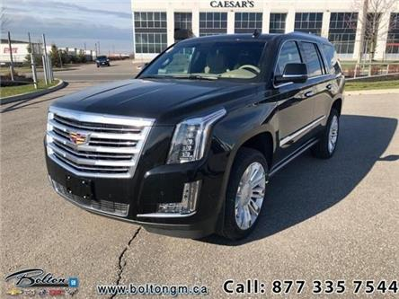 2019 Cadillac Escalade Platinum (Stk: 302870) in BOLTON - Image 1 of 13