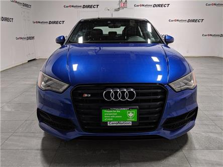 2016 Audi S3 2.0T Technik (Stk: CN5264) in Burlington - Image 2 of 38