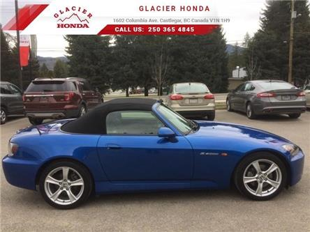 2008 Honda S2000 Base (Stk: 9-0395-0) in Castlegar - Image 1 of 22