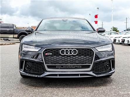 2017 Audi RS 7 4.0T performance (Stk: F123) in Ancaster - Image 2 of 28