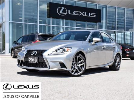 2016 Lexus IS 300 Base (Stk: UC7738) in Oakville - Image 1 of 26