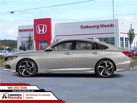 2019 Honda Accord Sport 1.5T (Stk: 19223) in Cobourg - Image 2 of 2