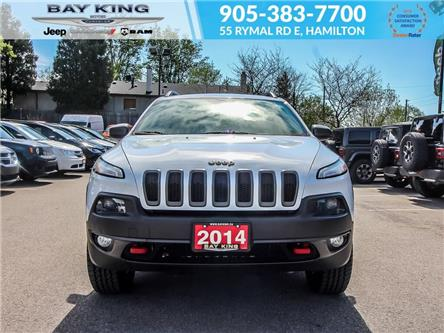 2014 Jeep Cherokee Trailhawk (Stk: 6744) in Hamilton - Image 2 of 22