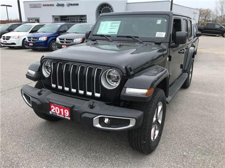 2019 Jeep Wrangler Unlimited 28G (Stk: W18837) in Newmarket - Image 1 of 22