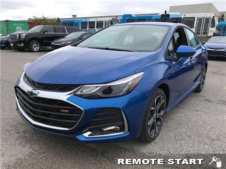 2019 Chevrolet Cruze LT (Stk: 7116997) in Newmarket - Image 1 of 20