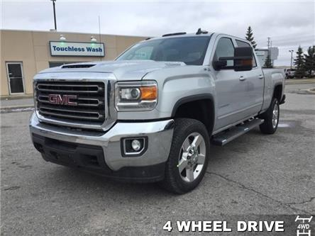 2019 GMC Sierra 2500HD SLE (Stk: F210230) in Newmarket - Image 1 of 18