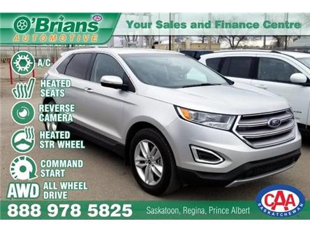 2016 Ford Edge SEL (Stk: 12145A) in Saskatoon - Image 1 of 23