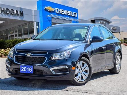 2016 Chevrolet Cruze Limited 1LT (Stk: A105978) in Scarborough - Image 1 of 24